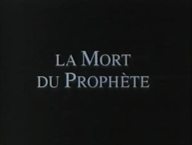 Lumumba: La Mort Du Prophète title screen