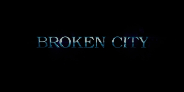 Broken City title screen