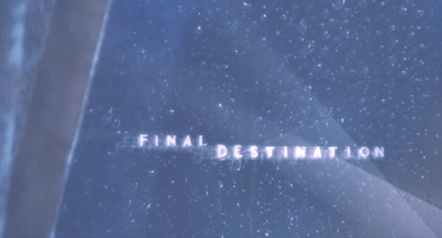 Final Destination title screen
