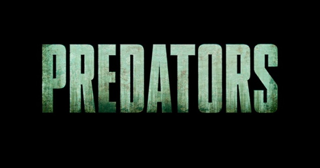 Predators title screen