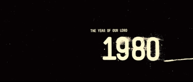 Red Riding: In The Year Of Our Lord 1980 title screen