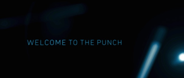 Welcome To The Punch title screen