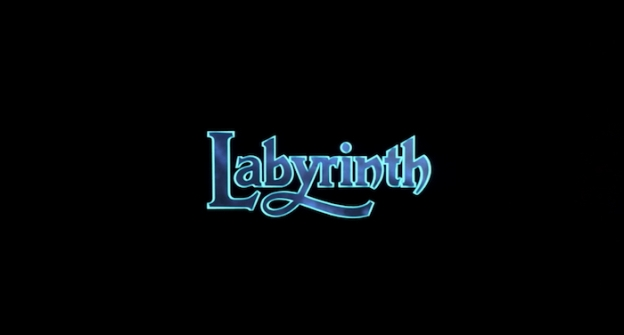 Labyrinth title screen