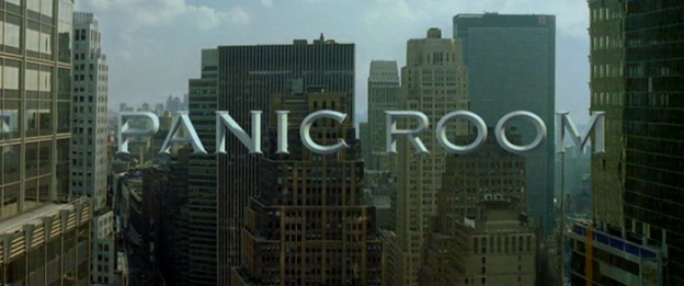Panic Room title screen