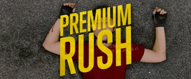 Premium Rush title screen