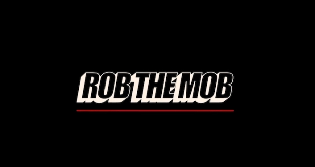 Rob The Mob title screen
