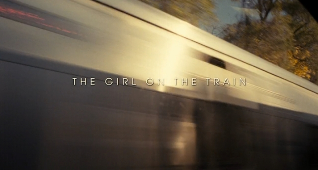 The Girl On The Train title screen