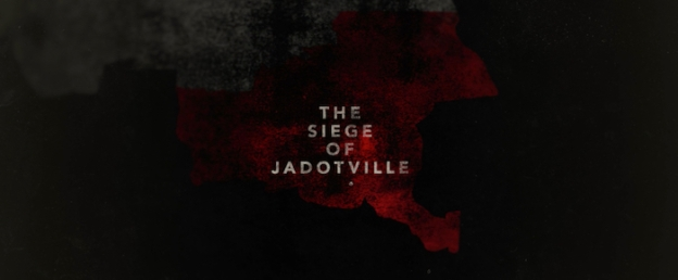 The Siege Of Jadotville title screen
