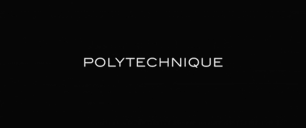 Polytechnique title screen