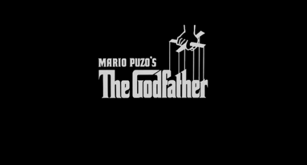 The Godfather title screen