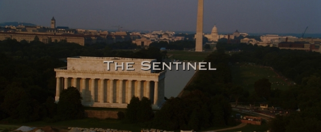 The Sentinel title screen