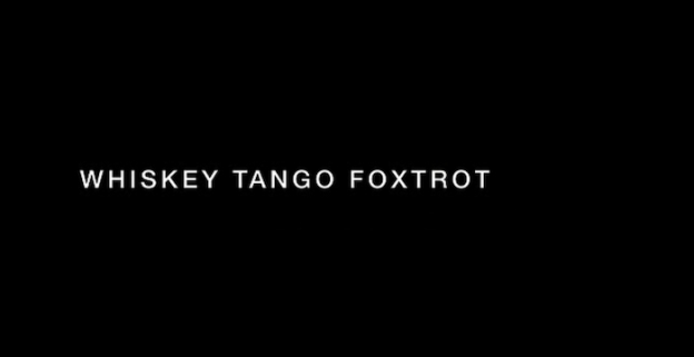 Whiskey Tango Foxtrot title screen