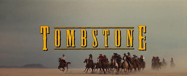 Tombstone title screen
