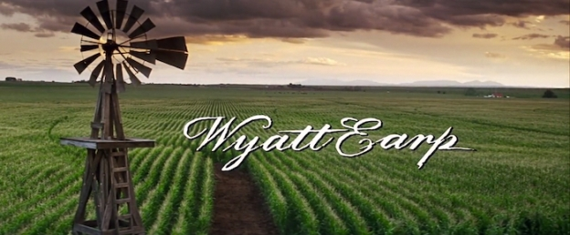 Wyatt Earp title screen