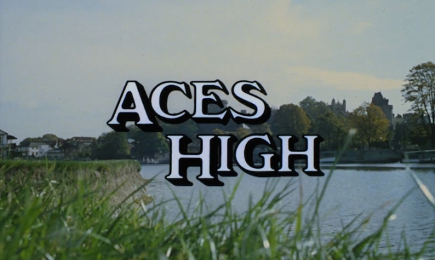 Aces High title screen