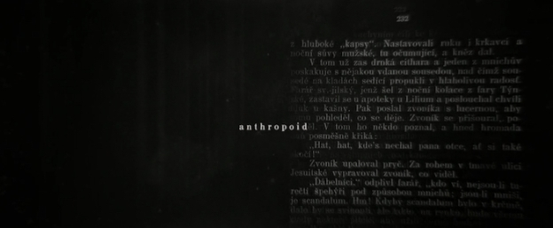 Anthropoid title screen