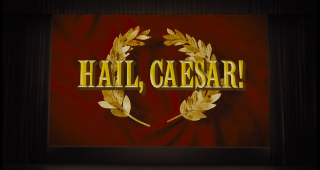 Hail, Caesar! title screen