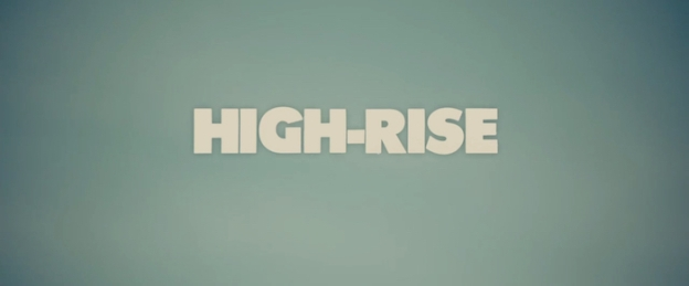 High-Rise title screen