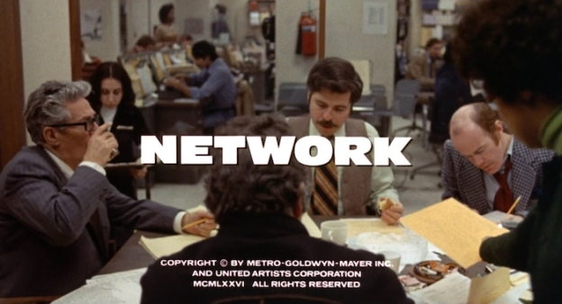 Network title screen