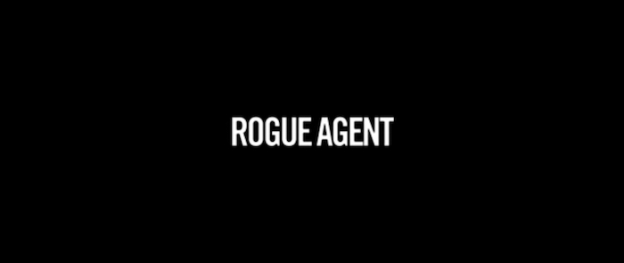 Rogue Agent title screen