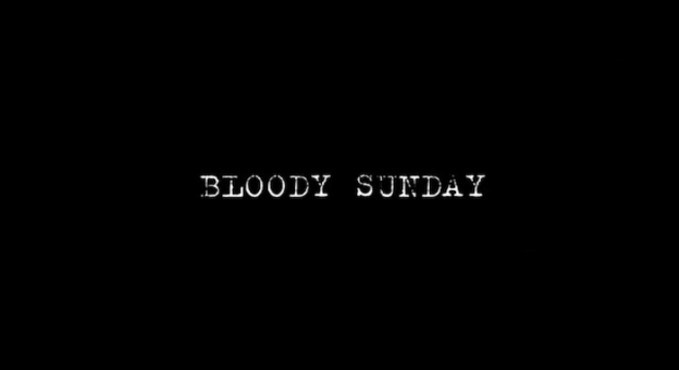 Bloody Sunday title screen