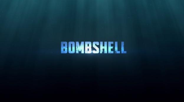 Bombshell title screen