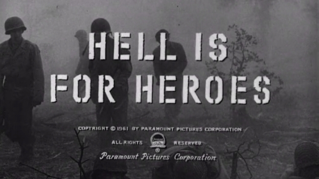 Hell Is For Heroes title screen
