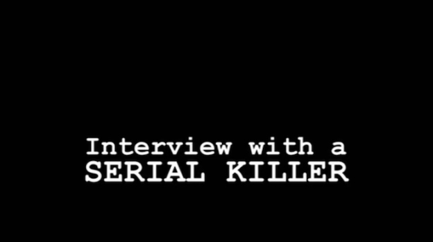 Interview With A Serial Killer title screen