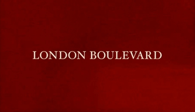 London Boulevard title screen