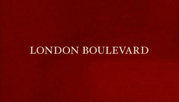 London Boulevard title screen