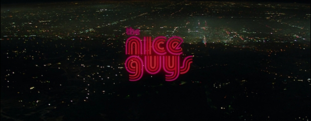 The Nice Guys title screen
