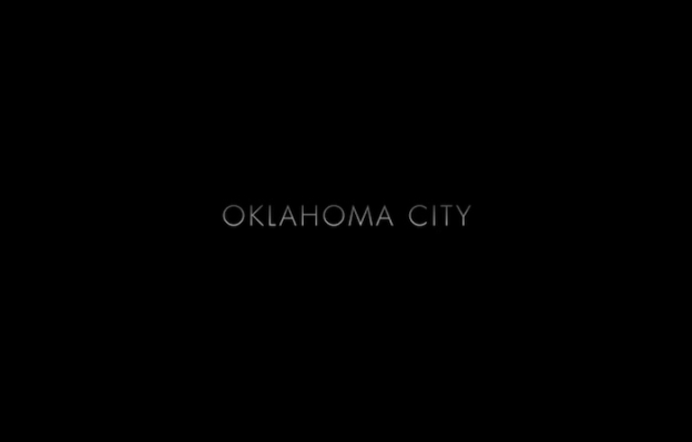 Oklahoma City title screen