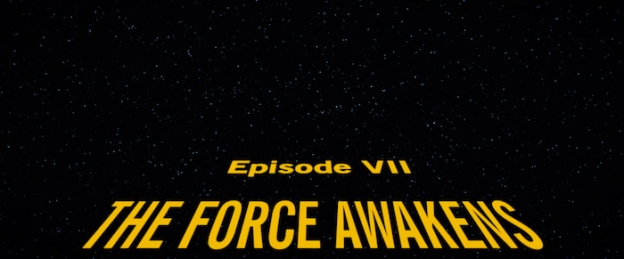 TITLEstarwarsepisode7theforceawakensStar Wars: Episode VII - The Force Awakens title screen