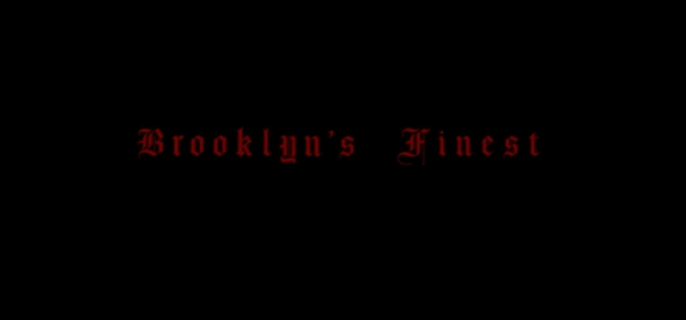 Brooklyn's Finest title screen