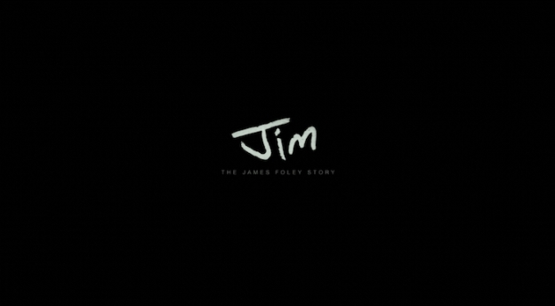 Jim: The James Foley Story title screen