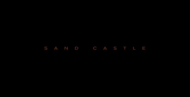 Sand Castle title screen