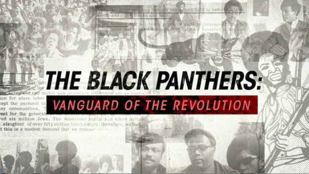 The Black Panthers: Vanguard of the Revolution title screen