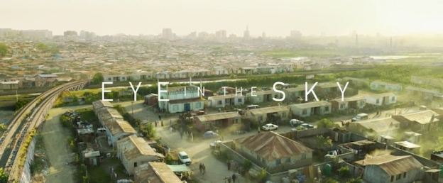 Eye In The Sky title screen