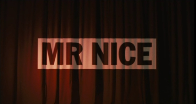 Mr Nice title screen