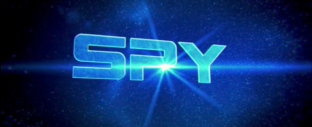 Spy title screen