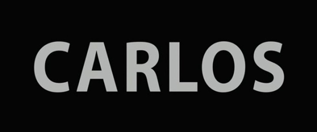 Carlos (film version) title screen