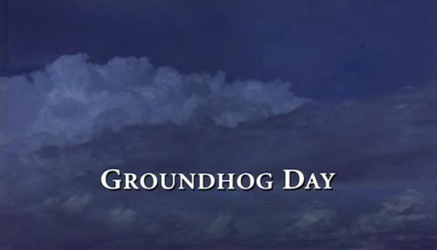 TITLEgroundhogday