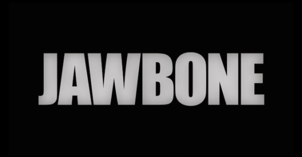 Jawbone title screen