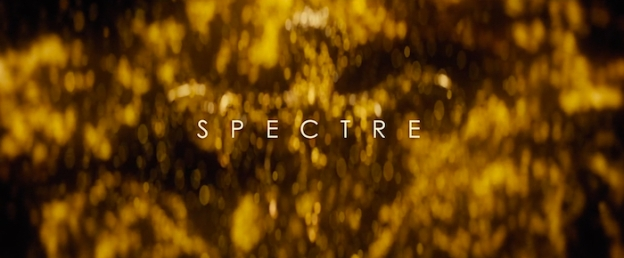 Spectre title screen