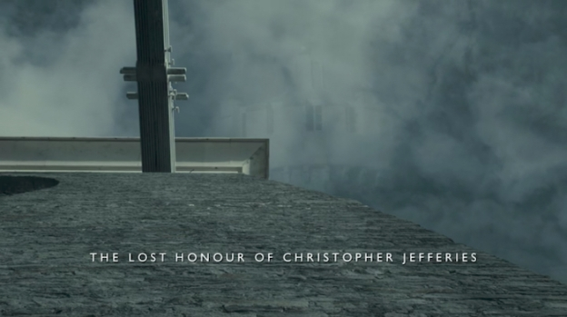 The Lost Honour Of Christopher Jefferies title screen
