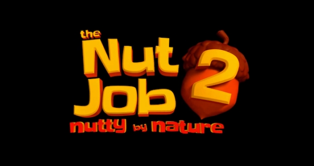 The Nut Job 2 title screen
