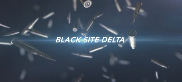 Black Site Delta title screen