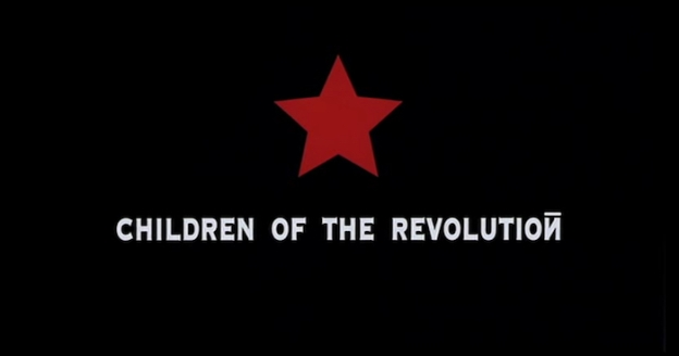 Children Of The Revolution title screen