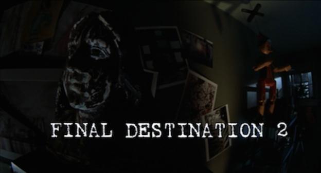 Final Destination 2 title screen