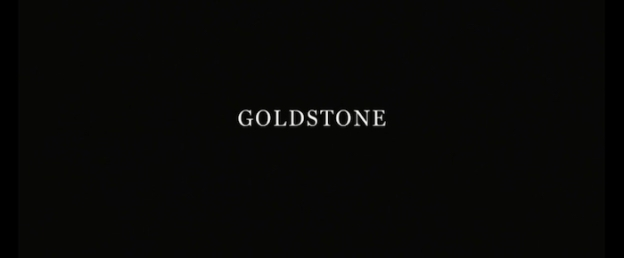 Goldstone title screen